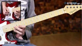 Exercise - How To Play Joe Bonamassa Style