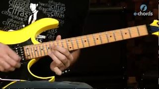 Exercise - How To Play Joe Satriani Style