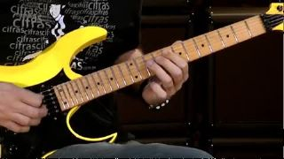 Exercise - How To Play Paul Gilbert Style