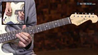 Exercise - Stevie Ray Vaughan Guitar Style
